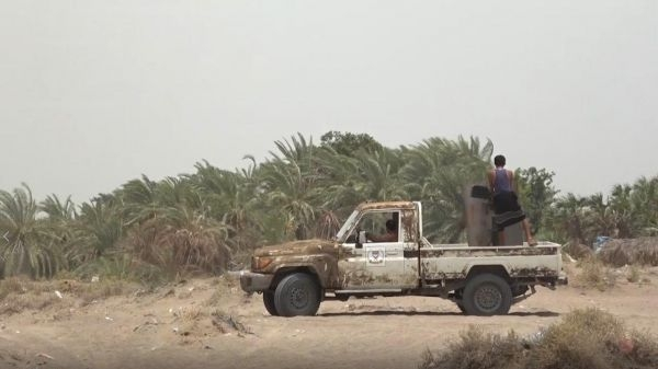 لليوم الثاني على التوالي المشتركة تصد هجوم حوثي شرق الجبلية